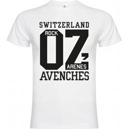 T-shirt OZ Noir