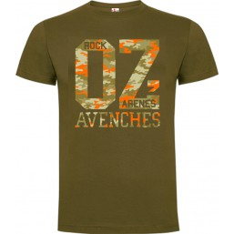 T-shirt OZ Kaki
