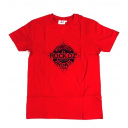 T-shirt Tabasco rouge