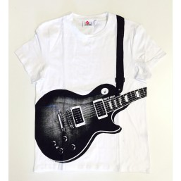 T-shirt Guitare homme