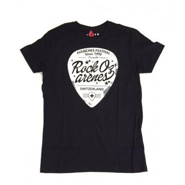 T-shirt Mediator Noir