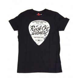 T-shirt Mediator Noir