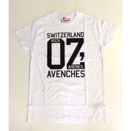 T-shirt OZ Blanc