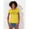 T-shirts jaune femme I'm going