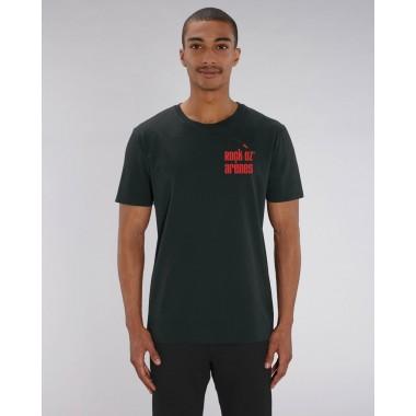 T-Shirt Homme Organic - Noir