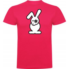 T-shirt  homme lapin pile