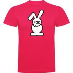 T-shirt  homme lapin face