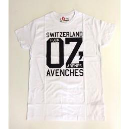 T-shirt Mediator white