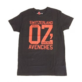 T-shirt OZ Noir